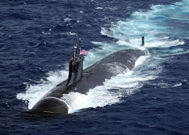 Πυρηνικό υποβρύχιο των ΗΠΑ συγκρούστηκε με «άγνωστο αντικείμενο»
