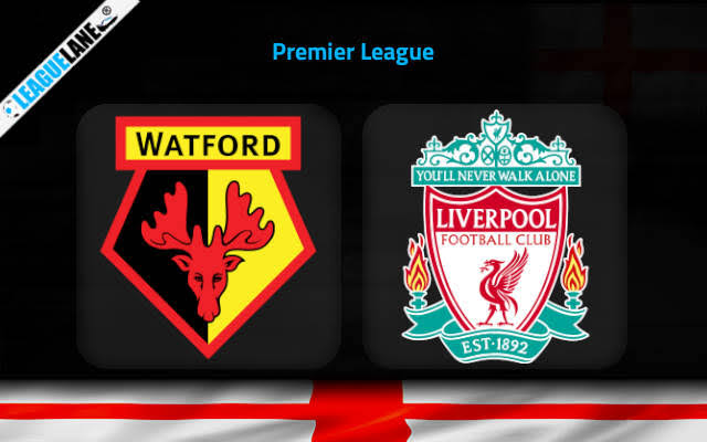 ⚽⚽⚽⚽ Premier League Watford Vs Liverpool Live HD ⚽⚽⚽⚽