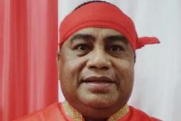 Benhur Watubun Sebut Golkar Tak Sepadan Bagi PDIP di Pilgub Maluku 2024