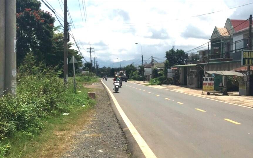 bán đất mặt tiền trần hưng đạo (ql55) phường Lộc Sơn , tp Bảo lộc