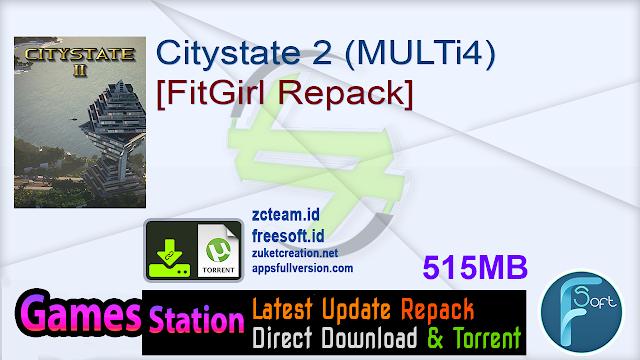 Citystate 2 (MULTi4) [FitGirl Repack]