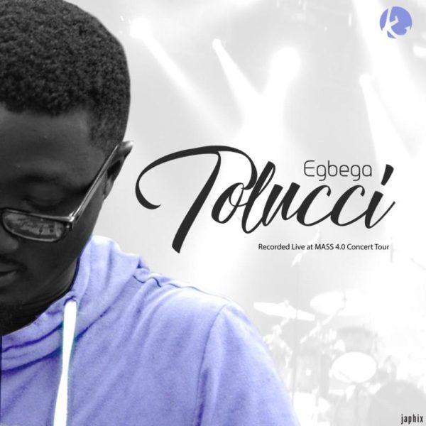 Lyrics: Ebami gbe Jesu ga Egbega By Tolucci
