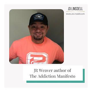 JR韦弗,《上瘾宣言》的作者