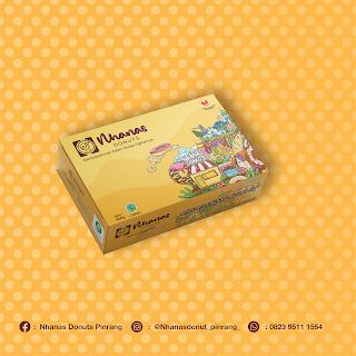 Nhanas Donuts Pinrang