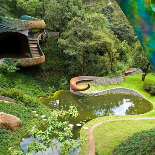 Organic Architecture | What is it? Principles and Characteristics