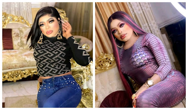 Always learn to Forgive- Crossdresser Bobrisky preaches to his fans