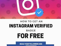 How to Get the Instagram Verified Badge for Free