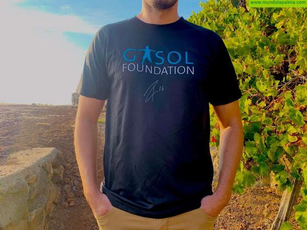 LAVALIENTES comienza la subasta solidaria de la camiseta firmada por Pau Gasol