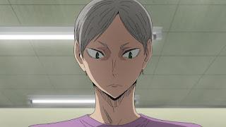 ハイキュー!! アニメ 2期4話 灰羽リエーフ   HAIKYU!! Season2 Episode 4