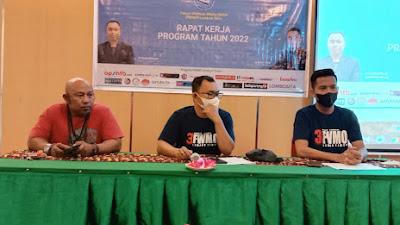 FWMO Lotim Gelar Raker Perdana Untuk Program Kerja Tahun 2022