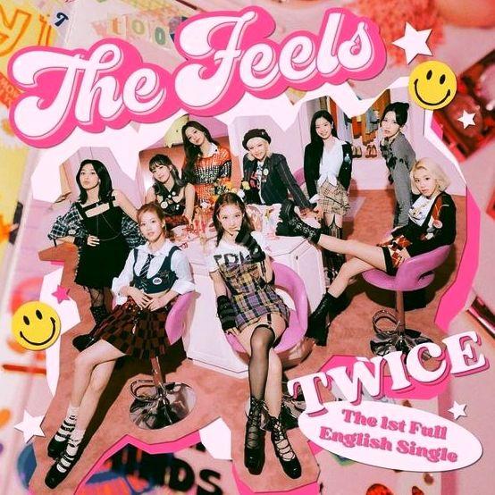 Lirik lagu TWICE The Feels dan Terjemahan