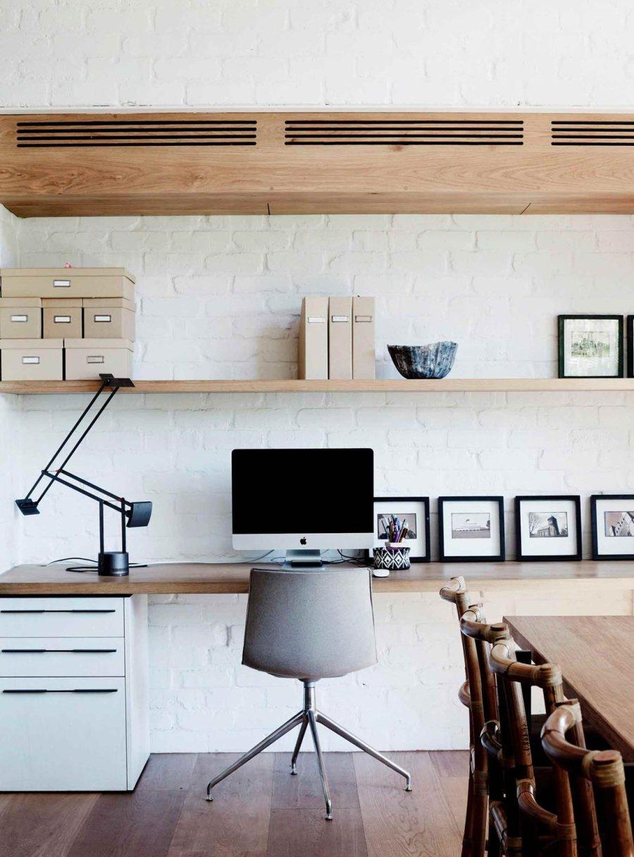 Idee di arredamento per l'ufficio in casa