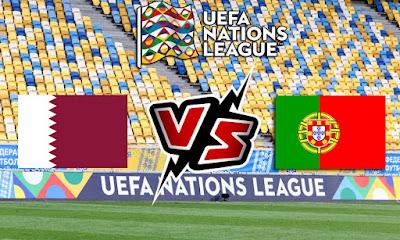 البرتغال و قطر بث مباشر