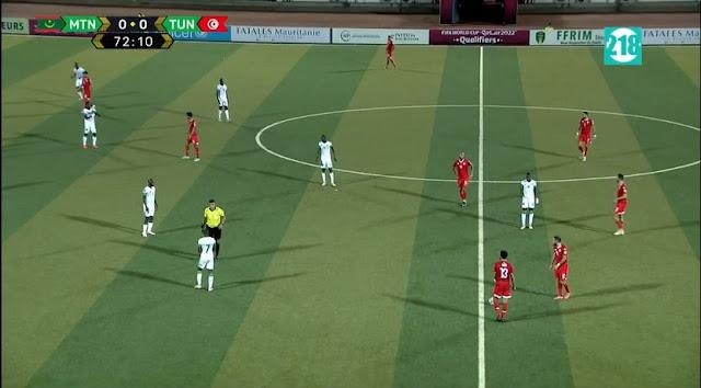 الشوط الثاني ... متابعة مباراة موريتانيا ضد منتخب تونس بث مباشر الأن في كاس العالم 2022