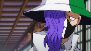 ワンピースアニメ 988話 | 百獣海賊団 飛び六胞 ページワン ペーたん うるティ | ONE PIECE Beasts Pirates Tobiroppo