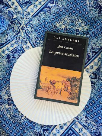 """Libro """"La peste scarlatta"""" di Jack London"""