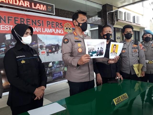 Oknum Polisi Yang Terlibat Perampokan Mobil Mahasiswa, Dipecat Dengan Tidak Hormat