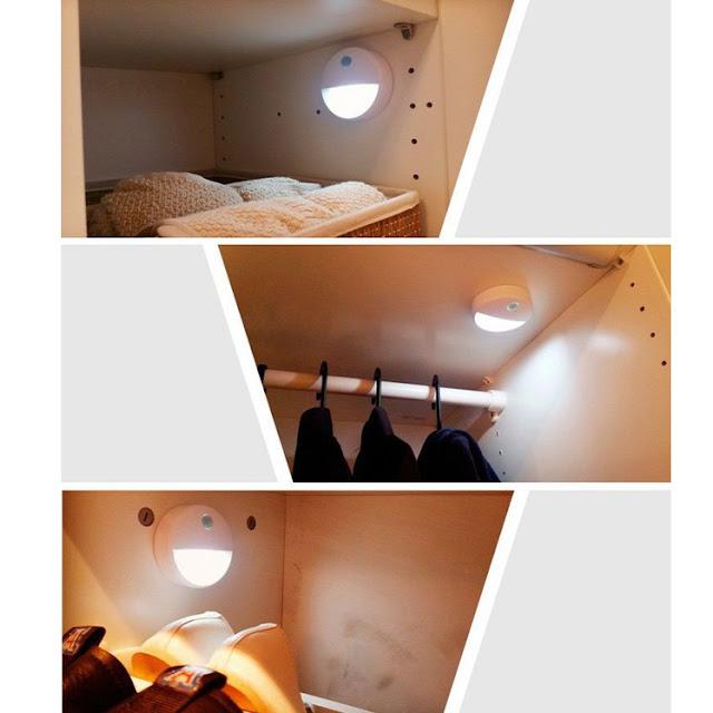 Nên sử dụng đèn cảm ứng hồng ngoại không?