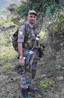 Jawaan sonit kumar  of Uttarakhand martyred