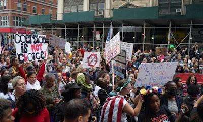 NYC teachers protest