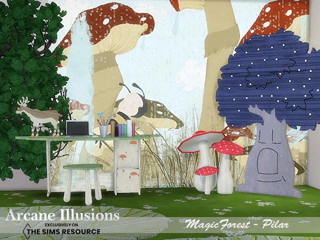 28-09-2021 Arcane Illusions Magic Forest