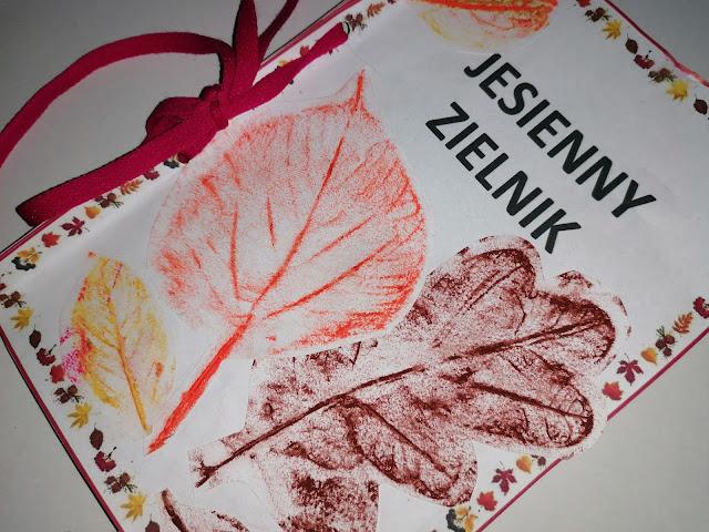 Jesienny Zielnik książka do druku