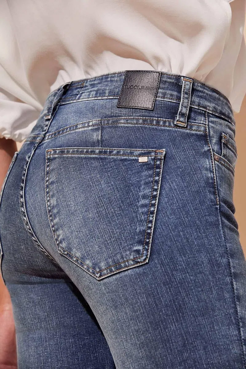 jeans con calce perfecto 2022 mujer