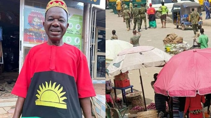 Govt Has Done Nothing For Igbos, Nigeria Should Split – Chiwetalu Agu Opens Up