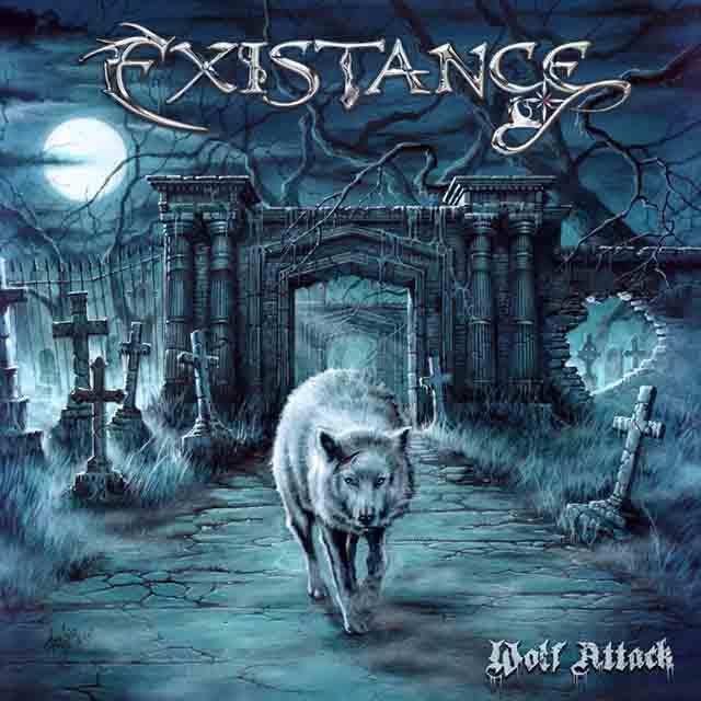 """Ο δίσκος των Existance """"Wolf Attack"""""""