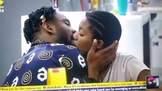 #BBnaija Angel is the kind of woman who'll walk out of her marriage after just two days - Cross says(Video)