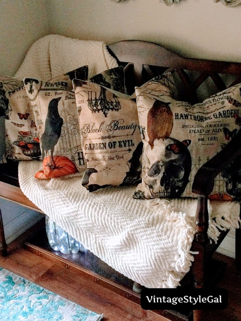 Halloween Art pillows