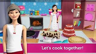 barbie dreamhouse adventures mod apk vip unlocked