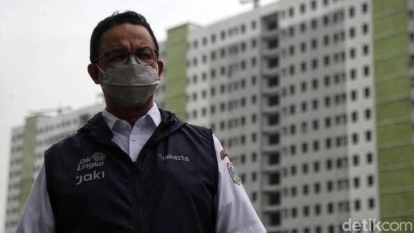LBH Jakarta Akan Serahkan Rapor Merah 4 Tahun Kepemimpinan Anies
