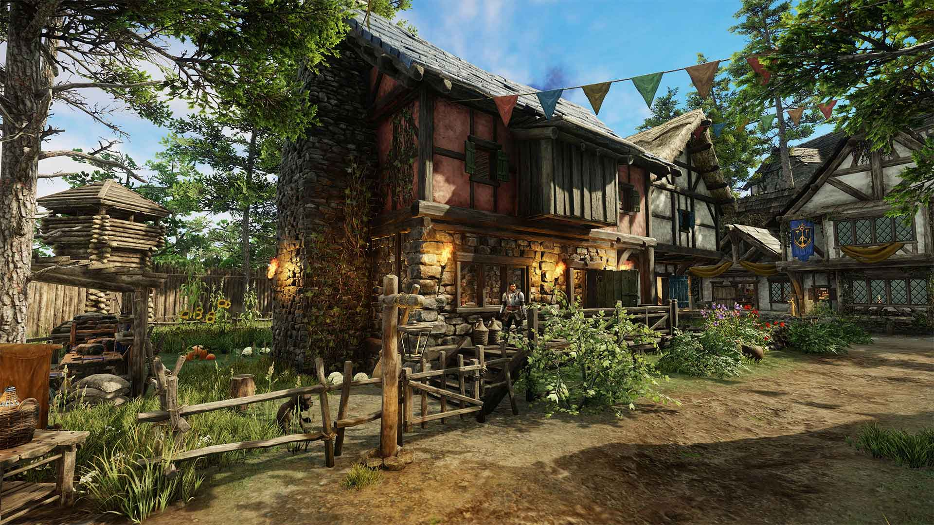 New World: All information about housing and which trophies will bring you the most