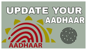 All about the Aadhaar card update process