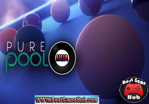 Pure Pool Full Version PC Game Free Download
