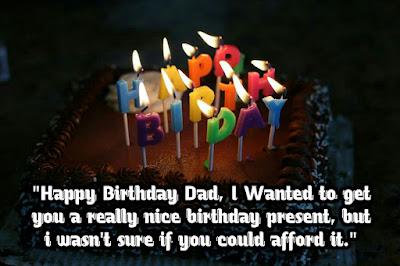 caption keren happy birthday dad 2022