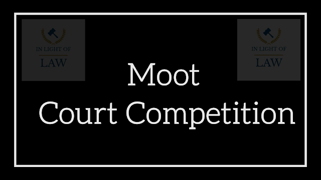 MAIMS 2nd National Moot Court Competition, 2021 [November 26th -28th]: Register by 25th October 2021