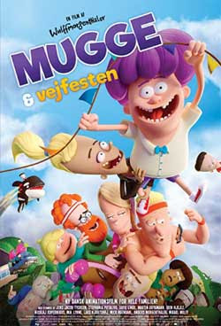 Monty and the Street Party (2019)