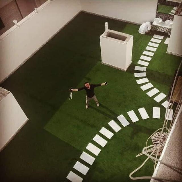 افضل شركة تنسيق حدائق تقدم الشركة افضل الطرق في عملية تصميم الحدائق المنزلية