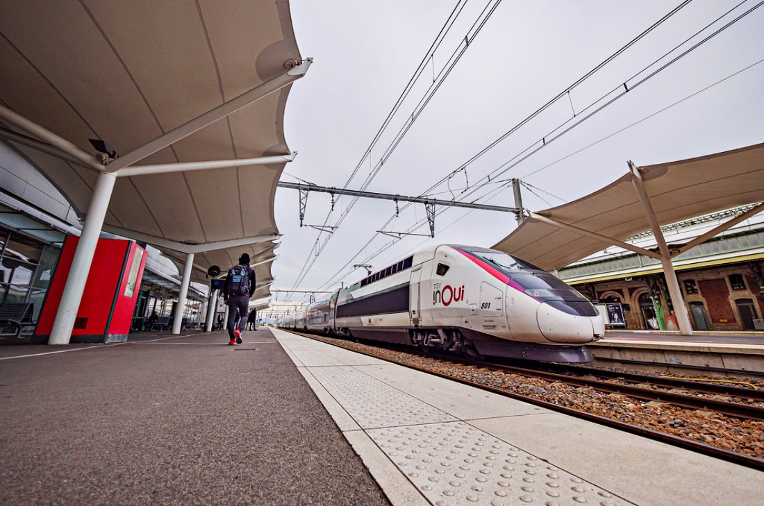 """""""MakeitRail"""" el primer concurso fotográfico en Alta Velocidad de Renfe-SNCF en Cooperación"""