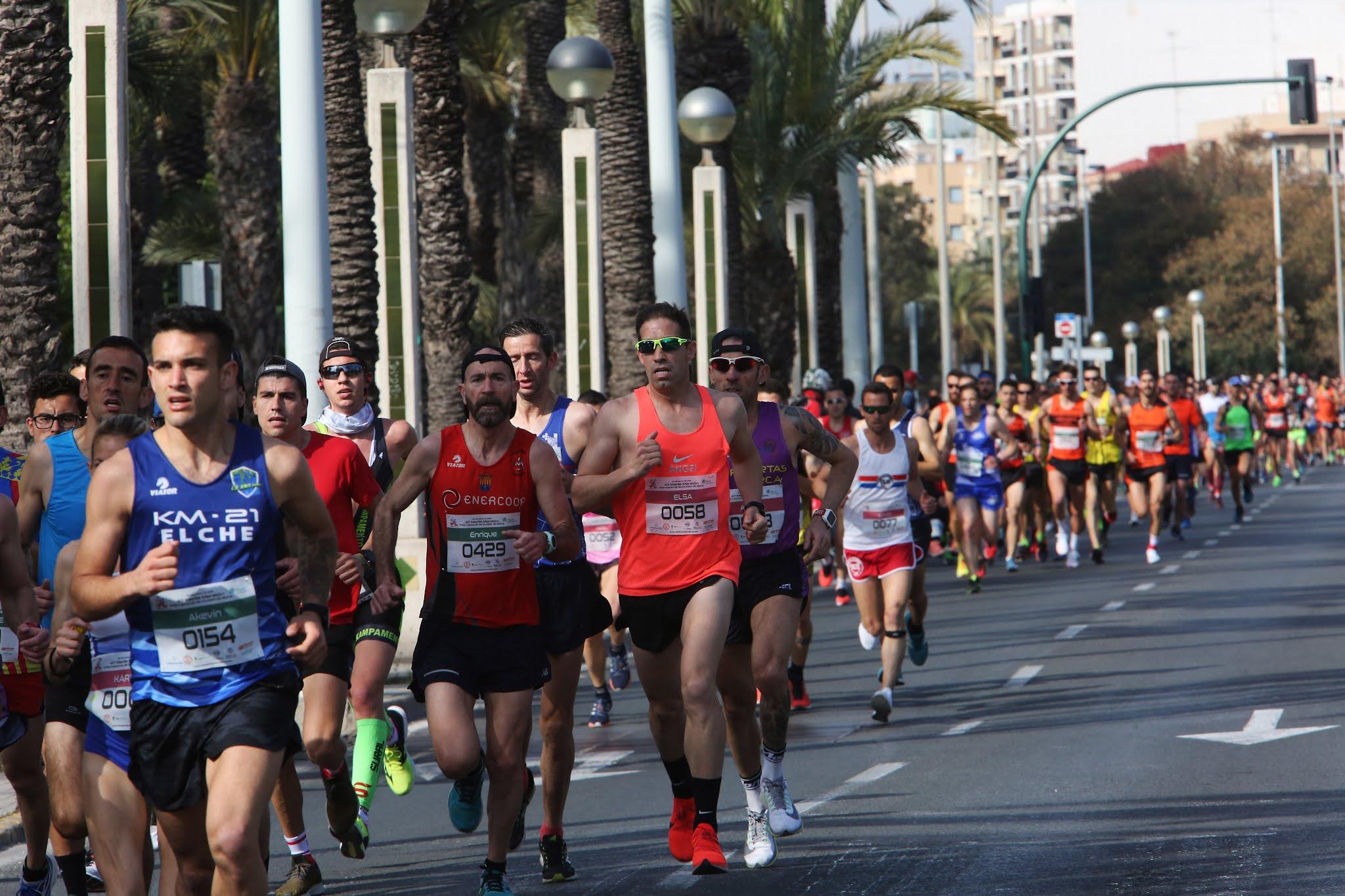 Media Maratón Elche