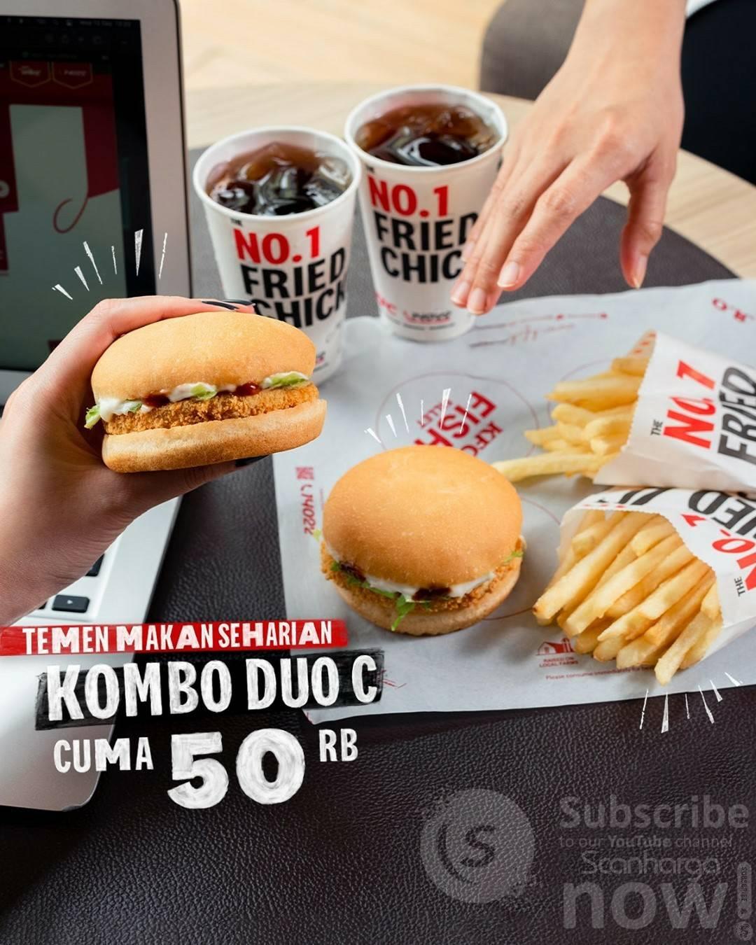 KFC KOMBO DUO C