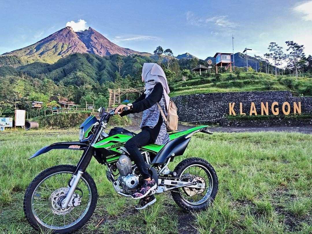 Bukit Klangon Jogja, Melihat Keagungan Merapi dari Ketinggian 1100 meter