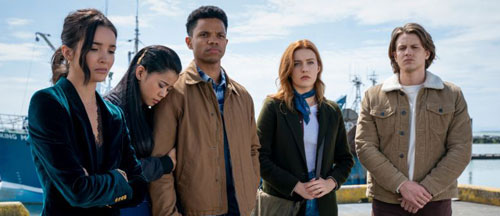 NANCY DREW Season 3 Trailer, Images and Poster