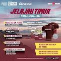 Jelajah Timur Virtual Challenge • 2021
