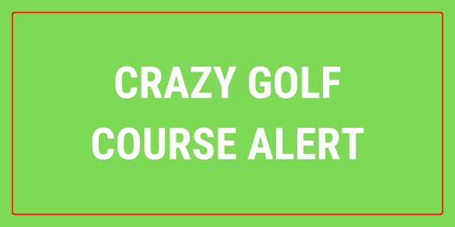 Par-59 Crazy Golf is opening in Cardiff in Spring 2022