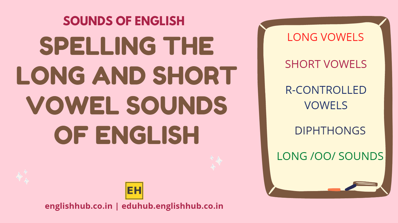 Spelling the Long and Short Vowel Sounds of the English Language | IPA Sounds
