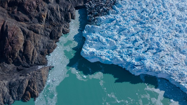 Glaciar O'Higgins - Foto: James Alfaro