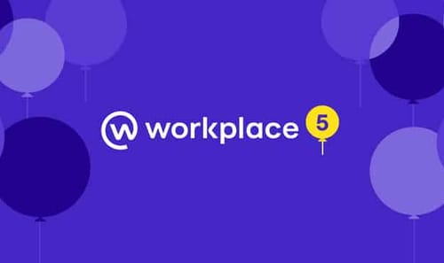 Facebook celebrates the 5th anniversary of Workplace
